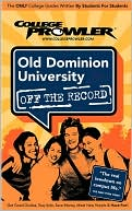 Old Dominion University by Brandon Webb: Book Cover