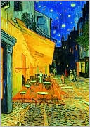 Van Gogh - Cafe Terrace at Night by Ravensburger: Product Image