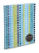 Jonathan Adler Weight Teal & Green Vinyl Presentation Book by Barnes & Noble: Product Image