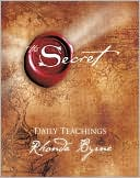 The Secret Daily Teachings by Rhonda Byrne: Book Cover