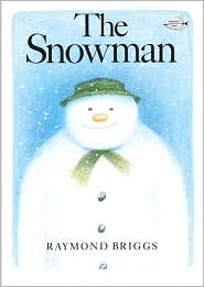 The Snowman by Raymond Briggs: Book Cover