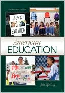American Education by Joel Spring: Book Cover