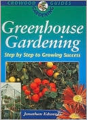 Greenhouse Gardening by Jonathan Edwards: Book Cover