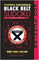 Third-Degree Black Belt Sudoku by Frank Longo: Book Cover