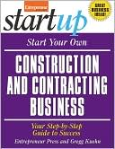 download Start Your Own Construction and Contracting Business : Your Step-by-Step Guide to Success book