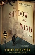 The Shadow of the Wind by Carlos Ruiz Zafon: Book Cover
