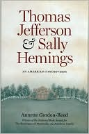 Thomas Jefferson and Sally Hemings by Annette Gordon-Reed: Book Cover