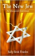 New Jew by Sally Srok Friedes: Book Cover