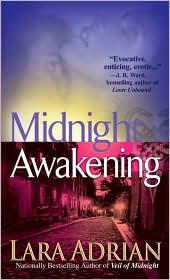 Midnight Awakening (Midnight Breed Series #3) by Lara Adrian: Book Cover