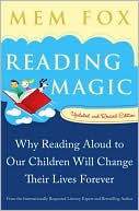 Reading Magic by Mem Fox: Book Cover