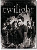Twilight Bella and the Cullens 1000 piece Puzzle by NECA: Product Image