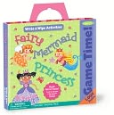 Fairy, Mermaid, Princess Game Time by Peaceable Kingdom: Product Image