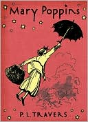 Mary Poppins by P. L. Travers: Book Cover