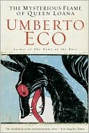 The Mysterious Flame of Queen Loana by Umberto Eco: Book Cover