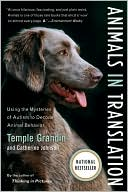Animals in Translation by Temple Grandin: Book Cover