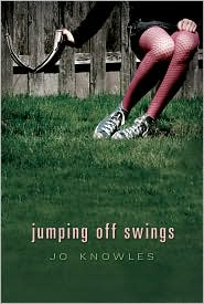 Jumping Off Swings by Jo Knowles: Book Cover