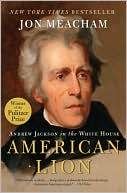 American Lion by Jon Meacham: Book Cover