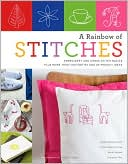 A Rainbow of Stitches by Anne Sohier-Fournel: Book Cover