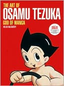 Art of Osamu Tezuka by Helen McCarthy: Book Cover