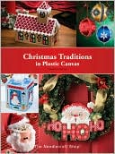 Christmas Traditions in Plastic Canvas by Judy Crow: Book Cover
