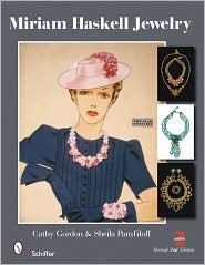 Miriam Haskell Jewelry by Cathy Gordon: Book Cover