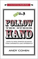 Follow The Other Hand by Andy Cohen: Book Cover