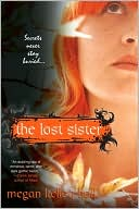 The Lost Sister by Megan Kelley Hall: Book Cover