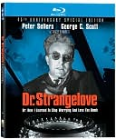 Dr. Strangelove or How I Learned to Stop Worrying and Love the Bomb with Peter Sellers