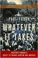Whatever It Takes by Paul Tough: Book Cover