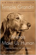Animals Make Us Human by Temple Grandin: Book Cover