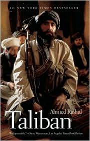 Taliban by Ahmed Rashid: Book Cover