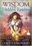 Wisdom of the Hidden Realms Oracle Cards by Colette Baron-Reid: Item Cover