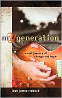 mY Generation by Josh James Riebock: Book Cover