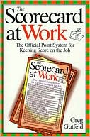 The Scorecard at Work by Greg Gutfeld: Book Cover