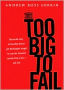 Too Big to Fail by Andrew Ross Sorkin: CD Audiobook Cover