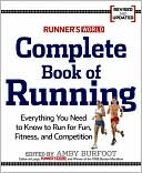 Runner's World Complete Book of Running by Amby Burfoot: Book Cover