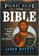 Pocket Guide to the Bible by Jason Boyett: Book Cover
