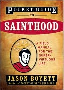 Sainthood by Jason Boyett: Book Cover