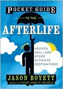 Pocket Guide to the Afterlife by Jason Boyett: Book Cover