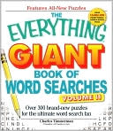 The Everything Giant Book of Word Searches Volume II by Charles Timmerman: Book Cover