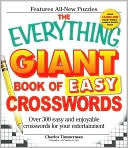 The Everything Giant Book of Easy Crosswords by Charles Timmerman: Book Cover