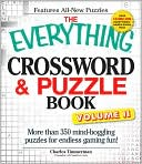 The Everything Crossword and Puzzle Book Volume II by Charles Timmerman: Book Cover