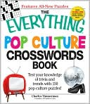 The Everything Pop Culture Crosswords Book by Charles Timmerman: Book Cover