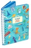 Kids Travel Journal by Galison Books: Product Image