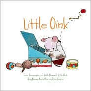 Little Oink by Amy Krouse Rosenthal: Book Cover