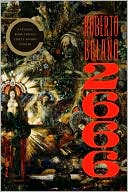2666 by Roberto Bolaño: Book Cover