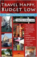 Travel Happy, Budget Low by Susanna Zaraysky: Book Cover