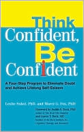 Think Confident, Be Confident by Leslie Sokol: Book Cover