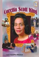 Coretta Scott King (History Maker Bios Series) by Laura Hamilton Waxman: Book Cover