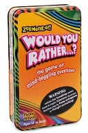 Would You Rather? Pocket Version by Zobmondo: Product Image